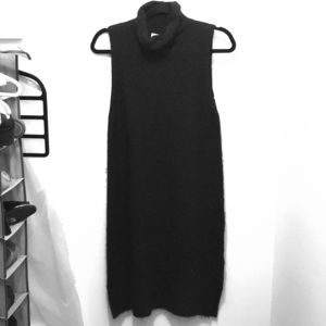 Aritzia Wilfred wool tunic dress
